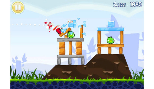 angry birds batteries company.com  Top 10 iPhone and Android apps that changed the world