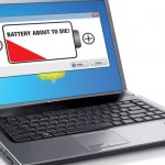 The laptop's motherboard was at fault could affect battery life